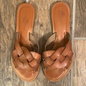 Rock & Candy Leather sandals